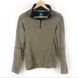 Kuhl Kashmira Tan Pullover Sweater